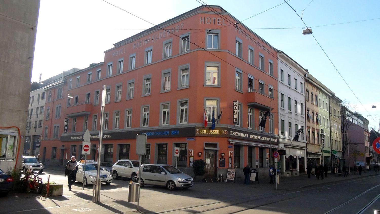Wiehnachchtsstamm im Rhyfälderhoof @ Restaurant Rheinfelderhof | Basel | Basel-Stadt | Schweiz